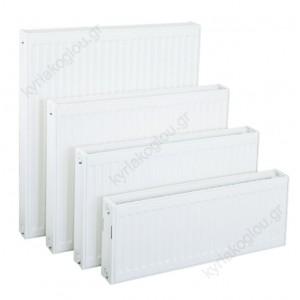 Θερμαντικά σώματα panel Compact MANAUT