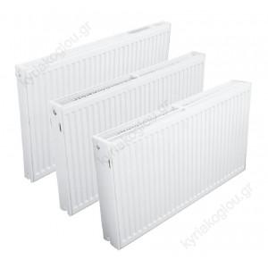Χαλύβδινα θερμαντικά σώματα  καλοριφέρ panel Compact VARIO