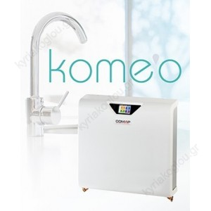Σταθμός επεξεργασίας νερού KOMEO της COMAP